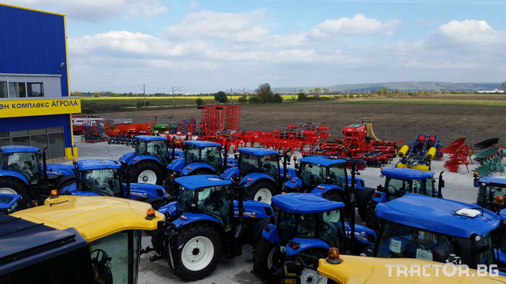 Трактори New Holland НОВИ 3 - Трактор БГ