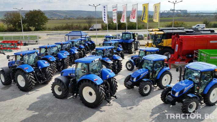 Трактори New Holland НОВИ 0 - Трактор БГ