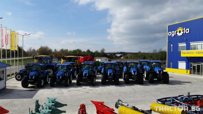 Трактори New Holland НОВИ 1 - Трактор БГ