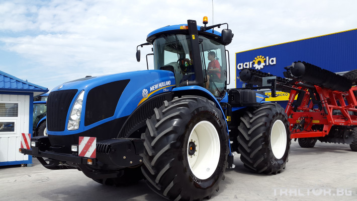 Трактори New Holland НОВИ 2 - Трактор БГ