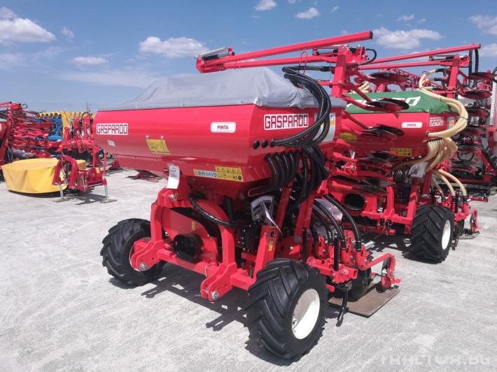 Сеялки Gaspardo Сеялка GASPARDO PINTA 450 PLUS 1 - Трактор БГ